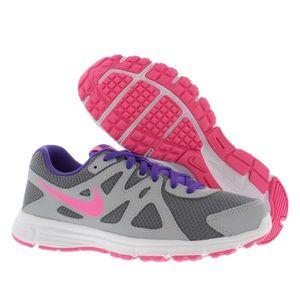 Girls Nike Revolution Tennis Shoes